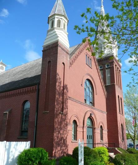 Church in Felicity
