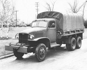 USFS Truck